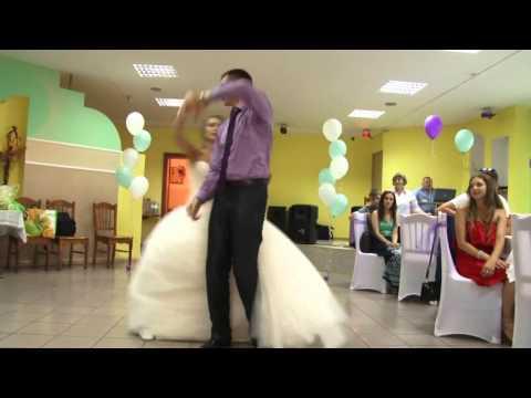 Свадебный танец 2015 Safura - Drip Drop