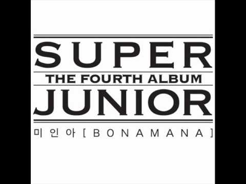 Super Junior - Bonamana (Download Link)