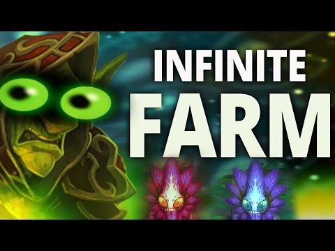 How To Make Gold In WoW /W INFINITE GOLD FARMING Spot // 5k.  Might be patched soon!
