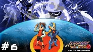 Mega Man Battle Network 4 - VS All Red Sun Soul Unison Navis Omega! [S-MegaMan-S's Request]