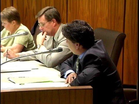 Paul Humpher gives Carpentersville Trustee Report