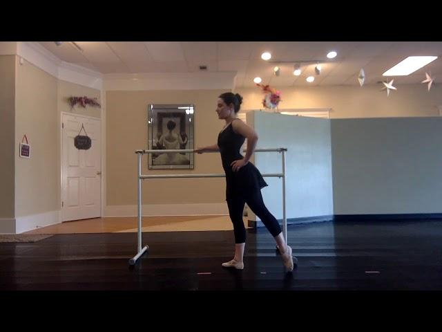 Miss Elizabeth Ballet II MW 6:30 4/2