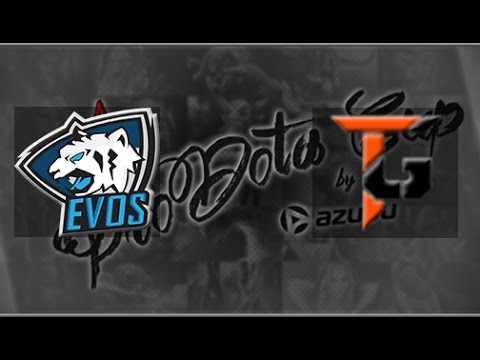 Evos vs Trust (Full Match) - Quarterfinals bo3 - ProDotA Cup Southeast Asia 6