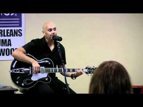 Peter Furler Singing