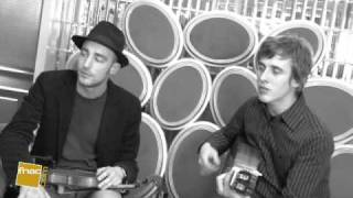 Absynthe Minded - My Heroics, part one - Session acoustique