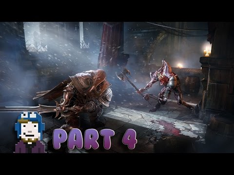 """Lords of the Fallen (PS4) 