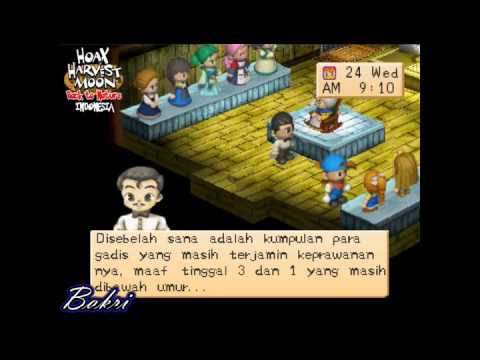 hqdefault hoax harvest moon back to nature indonesia beli istri baru youtube,Harvest Moon Meme
