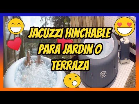 JACUZZI HINCHABLE AMAZON / 💧💧👌 2 Modelos Lay Z Spa. JACUZZI HINCHABLE de Amazon.