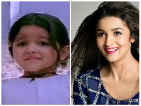 Bollywood Child(Masters) Stars Then And Now
