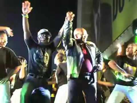Jacob Zuma Breaking It Down at ANC Event