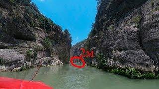 самый быстрый катер в каньоне /the fastest boat