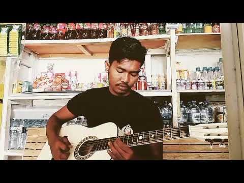 Madhan cover gitar apace saban sama