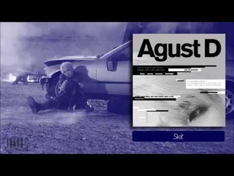 Agust D - Skit [Legendado PT-BR]
