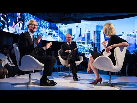 Bloomberg Global Business Forum: An Unprecedented Collaboration [FULL]