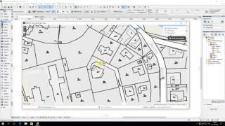 BIMTech - Import katastrální mapy/Cadastral map connection