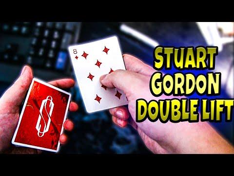 Stuart Gordon Double Lift OHNE BREAK - Erklärung zum Nachmachen