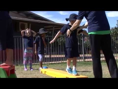 Chevron Invests in an Active Community - V Swans Active Education Program