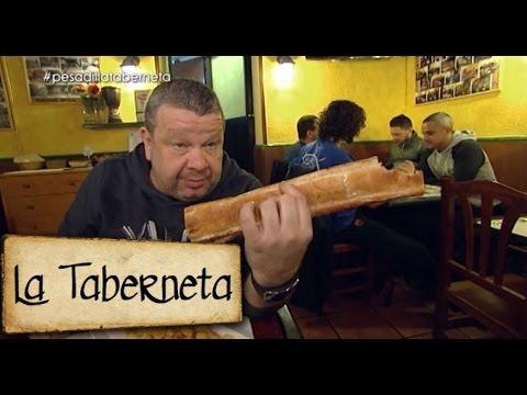 Alberto Chicote: 'Te comes un Frankfurt de 50 centímetros y no cenas, garantizado'
