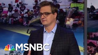 Chris Hayes On The Inception Of White Terrorism In America. | All In | MSNBC