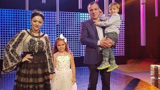 O seara in familie cu Lenuta Gheorghita, Boris Cojocaru, Magdalena si David