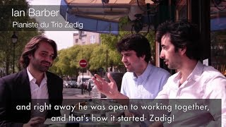 Menahem Pressler & Trio Zadig