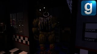Gmod FNAF | Phantom Chica And Balloon Boy Are Here! (FNAF 3 Pill Pack)