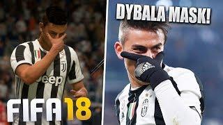 TUTORIAL COMO HACER LA CELEBRACIÓN DE DYABALA (DYBALA MASK) EN FIFA 18
