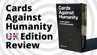 Cards Against Humanity UK Review