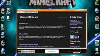 Minecraft Optifine'lı Shader Mod Nasıl Yüklenir 1.7.2 (Sesli Anlatım)