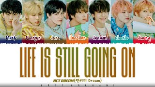 Nct Dream 엔시티 드림 Life Is Still Going On 오르골 Color Coded Han Rom Eng MP3