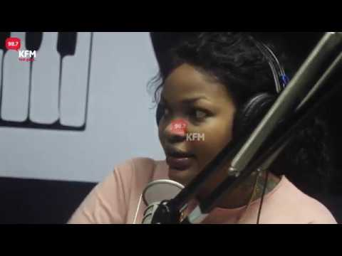 WEMA SEPETU LIVE IN THE 98 7 KFM RWANDA #INSTAGRAM PARTY 2017