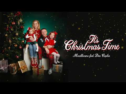 Drew - Macklemore Releases Anti-Bublé Holiday Tune It's Christmas Time