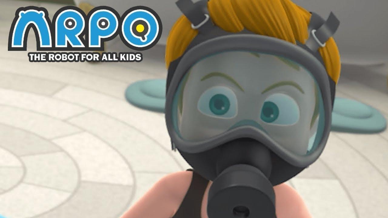 ARPO The Robot For All Kids - Rocket Bye Baby | Full Episode | Cartoon for Kids