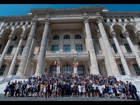 Ceremonia de deschidere a Programului de internship al Guvernului, ediția a III-a (2015)