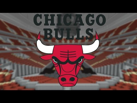 Minecraft-MEGABUILD-NBA United Centre (Chicago Bulls)