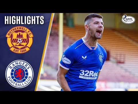 Motherwell Rangers Goals And Highlights