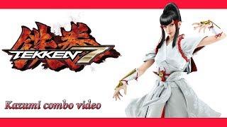 Gambar cover Tekken 7 - Kazumi Combo Video