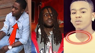 Rappers Talking About Their Opps (Rivals)