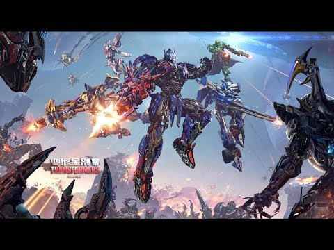 TRANSFORMERS Online 变形金刚 - PVE Mode Seibertron Map Optimus Prime The Last Knight Tanker Gameplay