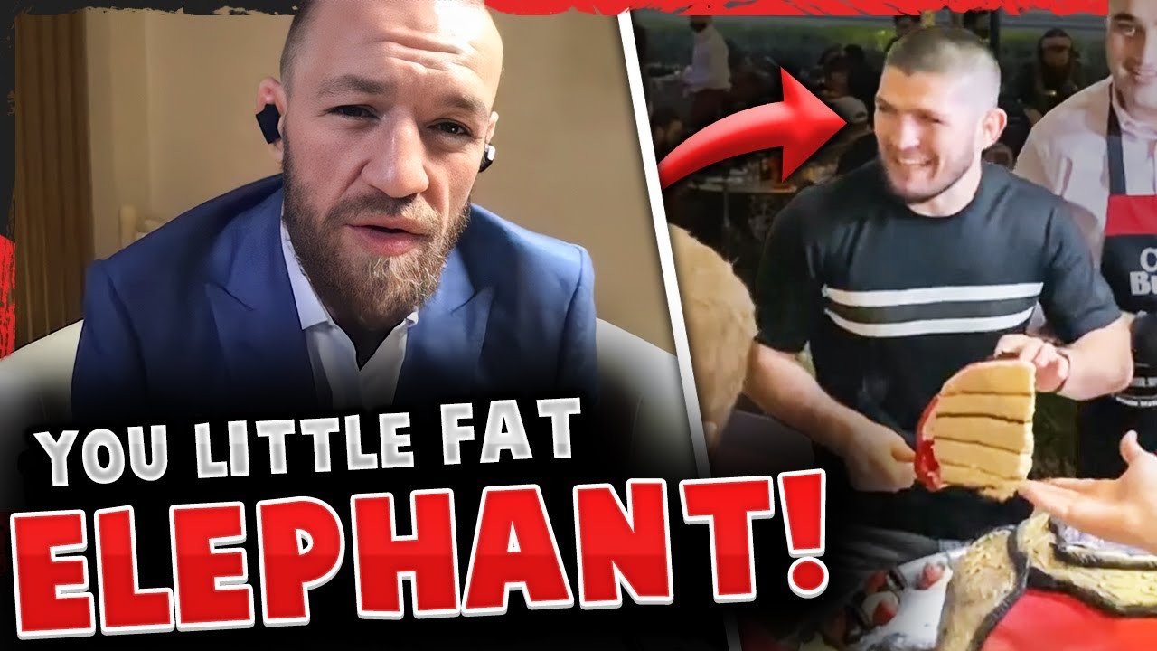 Conor McGregor sends a MESSAGE to Khabib + says the fight with Dustin SHOULD be for belt, UFC 257