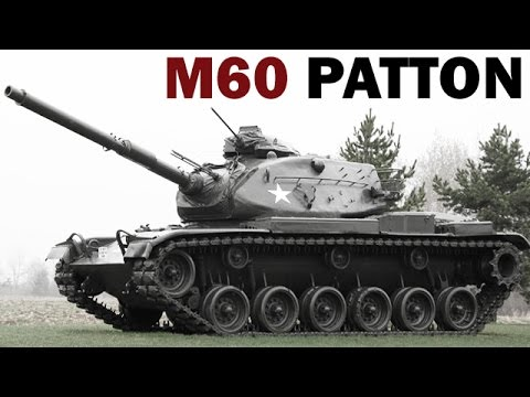 The M60 Patton Tank - King of Armor | US Army Documentary | ca. 1966