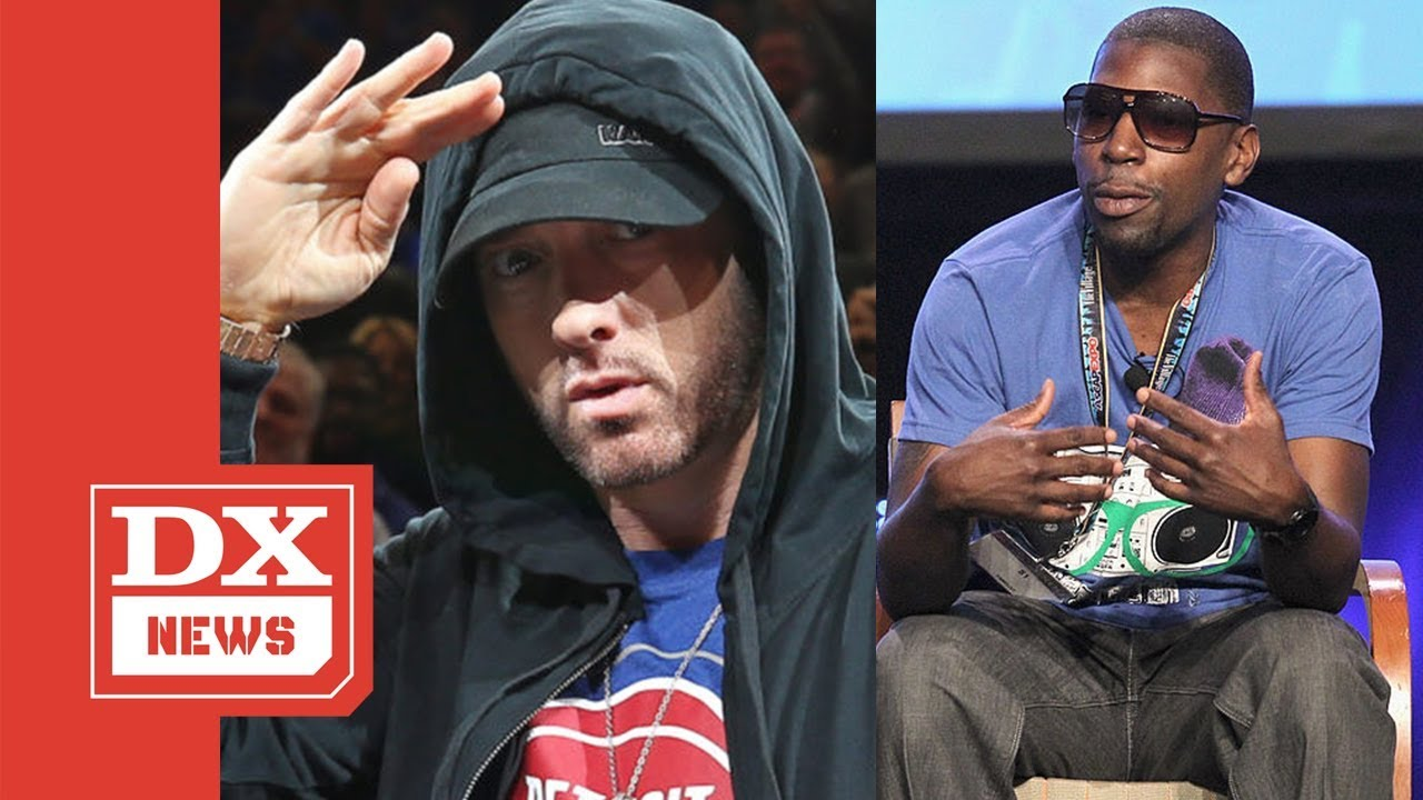 Producer S1 Confirms New Eminem Music On The Way