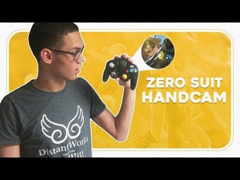 Nairo's Zero Suit Samus Hand Cam Matches!