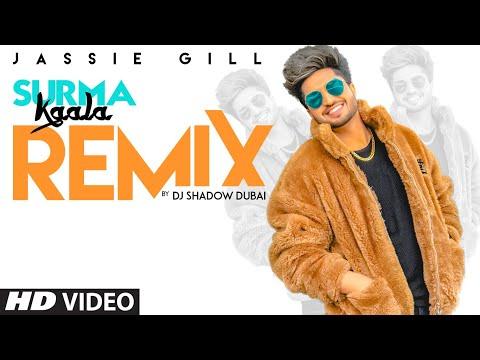 Surma Kaala Remix  Jassie Gill Ft Rhea Chakraborty  Dj Shadow  Snappy, Jass Manak  T-series