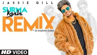 Surma Kaala Remix Jassie Gill Dj Shadow Dubai Free MP3 Song Download 320 Kbps
