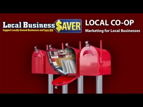 Local Business Saver Co Op Marketing