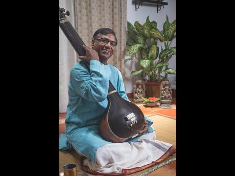 Learn How to Sing  Ragas    Giridhara mamava -  Navaroj Geetham  Basic Online Carnatic Lessons