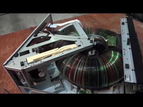 Sony CDP CX225 200 Disk Changer