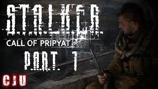 Let's Play S.T.A.L.K.E.R. Call of Pripyat Part 1 - Zaton | PC Game Walkthrough