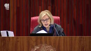 A senadora Selma Arruda (Pode-MT) contesta, no TSE, a cassação de seu diploma pelo TRE do estado pela prática de abuso do poder econômico e ...